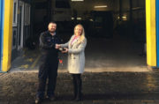 Glaswegian garage receives extra boost with Banner Batteries Accucharger