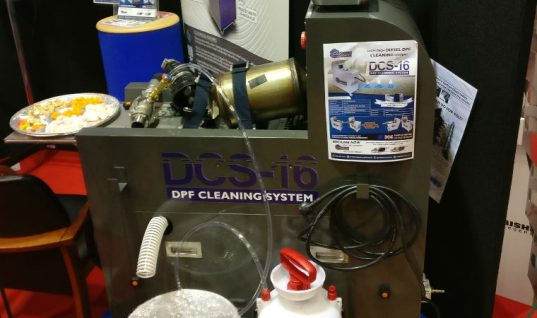 New DPF cleaning system provides solutions for all DPFs says Carbon Clean