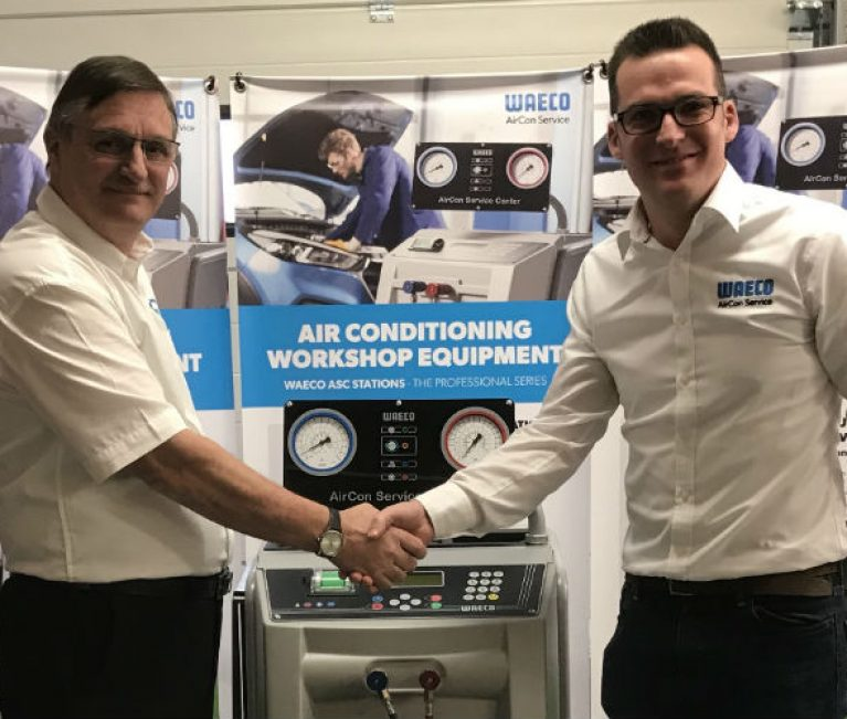 WAECO appoints Cooling Edge as UK and Ireland servicing agent