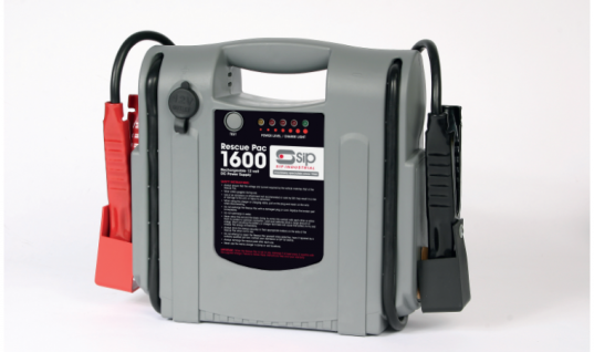 Save £40 on SIP Rescue Pac 1600 booster pac from The Parts Alliance