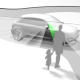 HELLA develops innovative automated driving communication concept