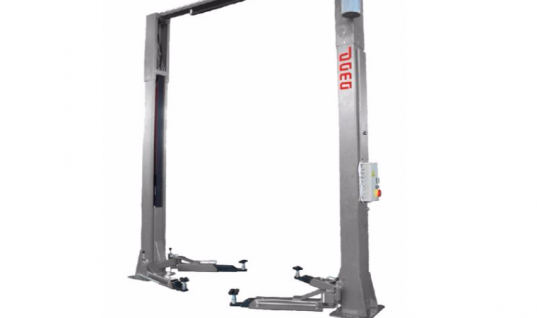 Dama 4T and 5T two post lifts available from Hickleys