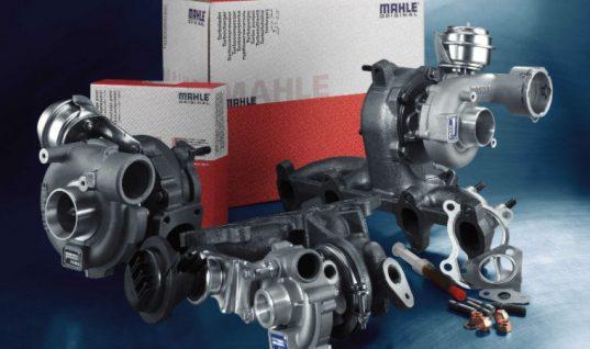 MAHLE Aftermarket showcases technology with latest turbocharger range