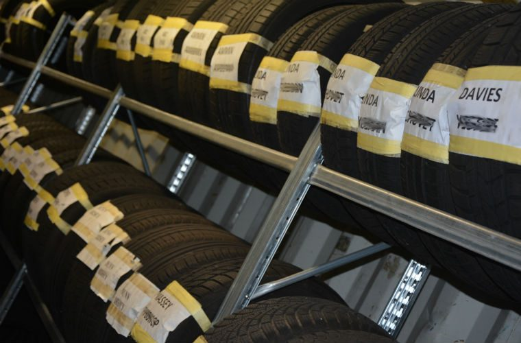 """""""Tyre hotel"""" boosts sales and customer retention for Nottingham independent"""