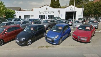 Thief steals £77K worth of cars in test drive scam