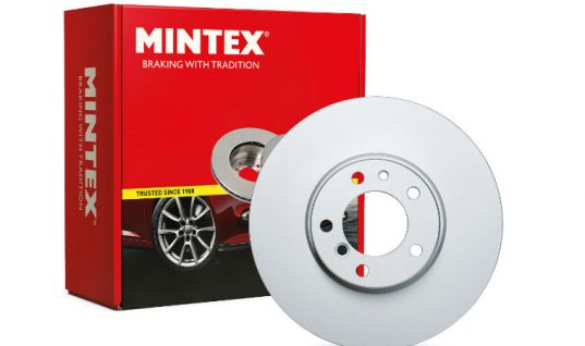 TMD Friction expands its Mintex coated discs range