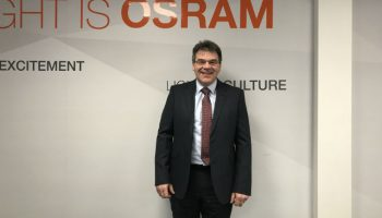 OSRAM appoints new account manager