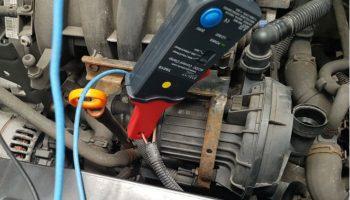 Problem job: Seat Leon EML illuminated with fault code P0491