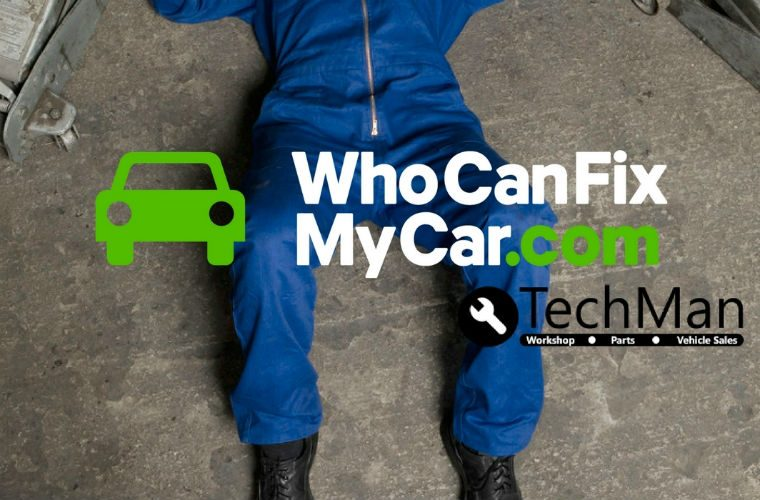 Techman announces WhoCanFixMyCar.com garage awards sponsorship