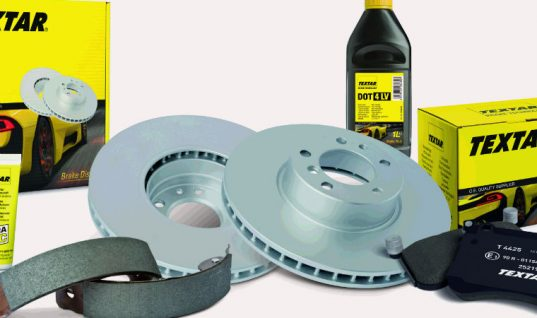 Textar first to market with brake pads for new Audi, BMW and Ford models