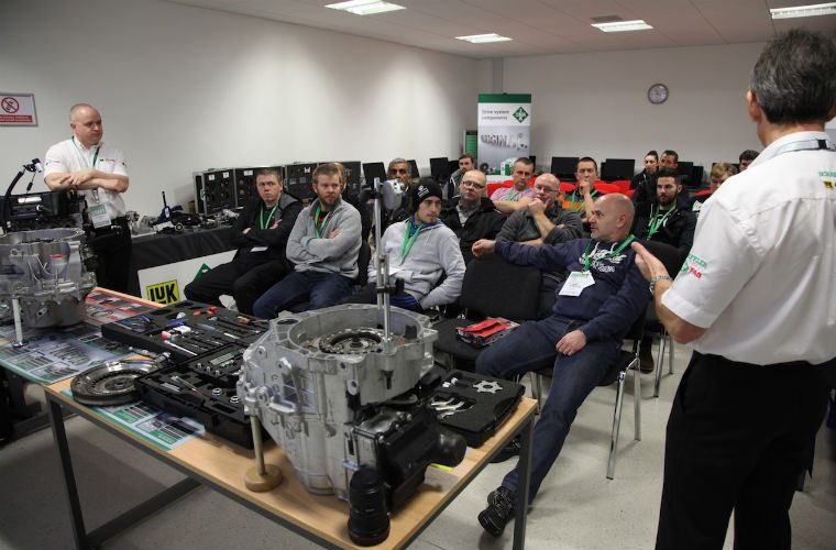 Technicians now able to sign-up for training courses on REPXPERT