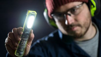 Win one of three PS-IL3R inspection lamps in Unilite New Year giveaway