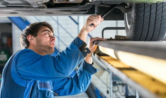 Watch: Fourmative MOT auditing for independent garages