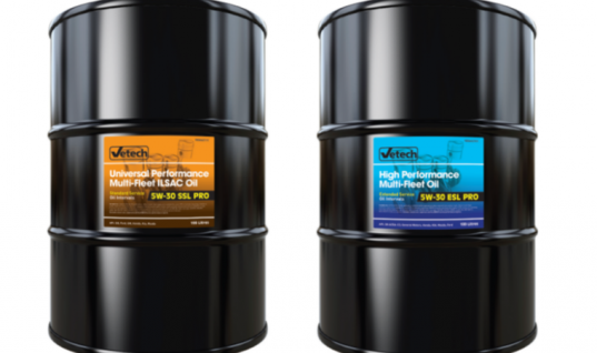 Special deals on Vetech oil barrels at The Parts Alliance