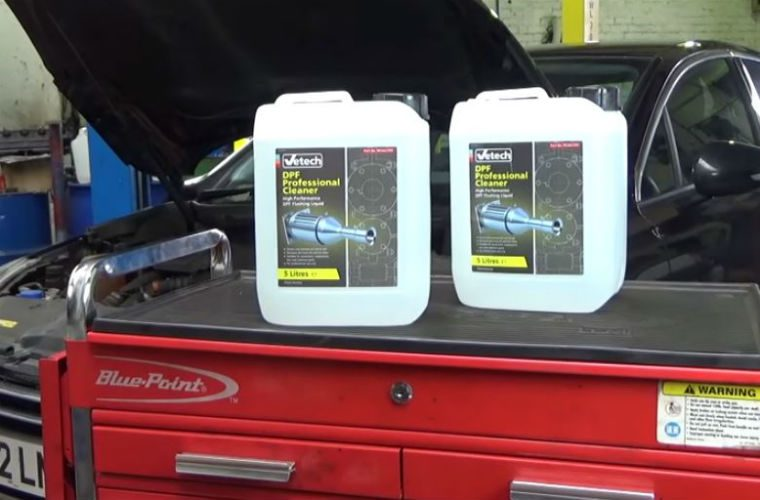 Garage Wire readers report back after trialling Vetech DPF professional cleaner
