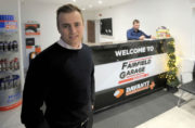 Your garage: enthusiastic 24-year-old ploughs investment into new garage business