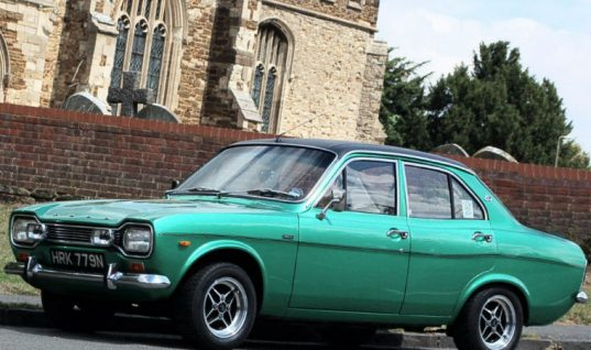 Government releases guidance on MOT exemption for forty-year-old classics