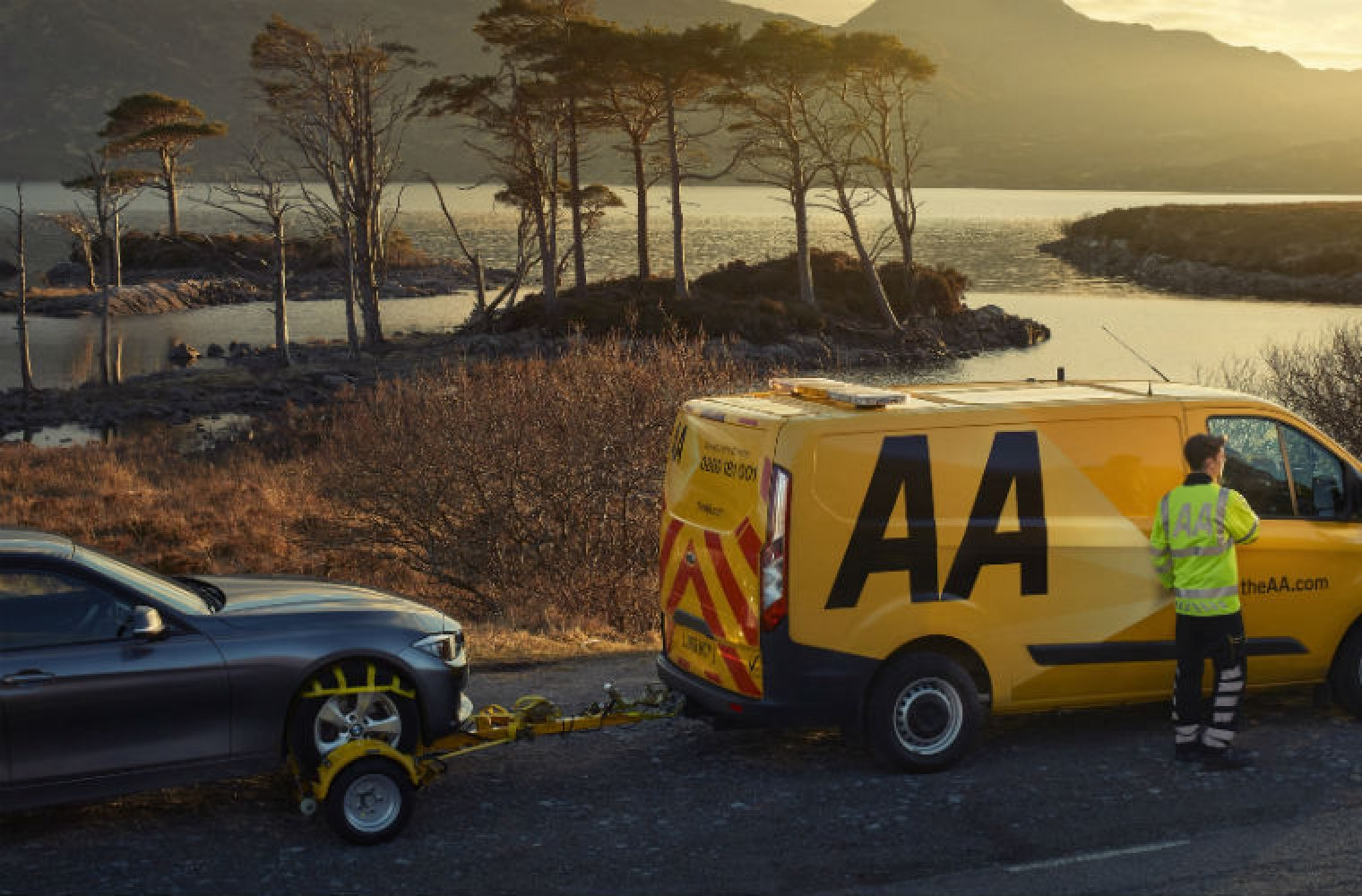 Tow-in network launched by AA Garage Guide