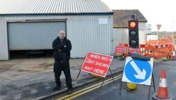 City centre roadworks loses garage owner business