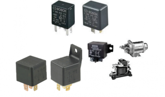 Bosch goes back to basics with essential relay know-how