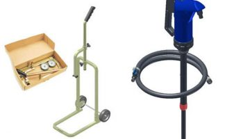 Butts of Bawtry introduce AdBlue dispensing kit and trolley for workshops