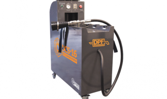 Claim two free 'pro clean' treatments with Carbon Clean's DCS-16 DPF machine