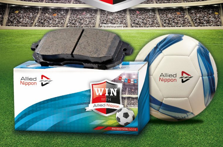 Win Premier League tickets, PS4 consoles and more with Allied Nippon