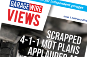 "Latest issue of GW Views boasts new design for a ""snapshot"" of industry news and opinion"