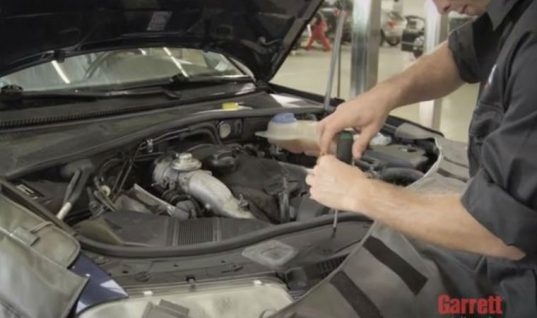 Watch: Engine diagnostic check and turbo troubleshooting