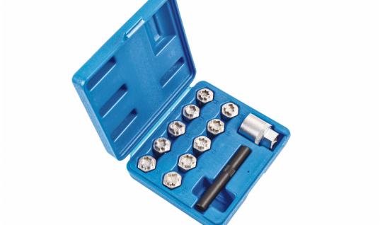 New Mercedes-Benz adaptor key set from Laser Tools