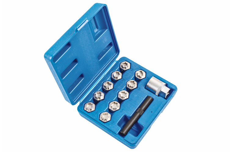 New Mercedes-Benz adaptor key set from Laser Tools