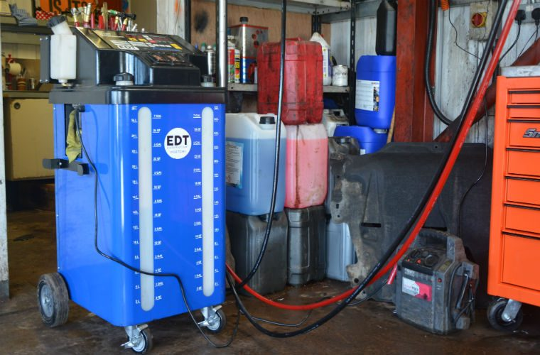 "Independent praises ""profit generating"" EDT autotransmission machine"