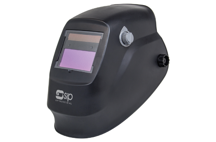 SIP meteor electronic welding helmet from Parts Alliance