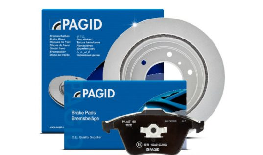 Pagid reports on extensive brake offering