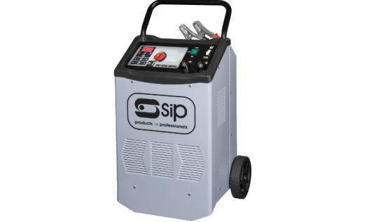 SIP anniversary digital battery charger promotion