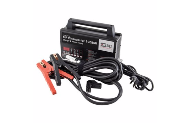 New battery starting and charging equipment from SIP