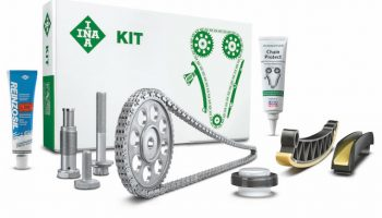 Schaeffler and Liqui Moly reduce timing chain wear by 20 per cent