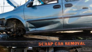 Scrapyard Britain: number of abandoned cars tripled over past five years