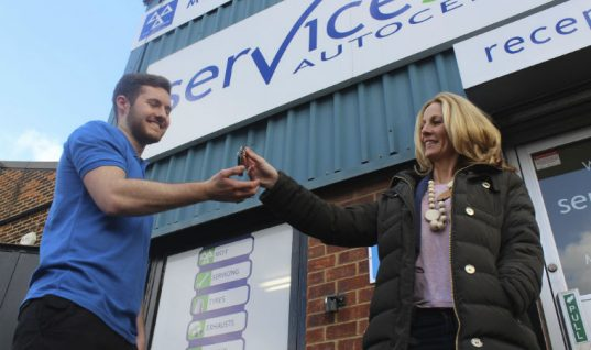 "Servicesure announce ""Autocentre of the Year"" shortlist"