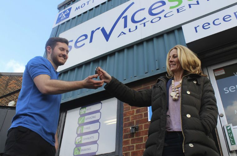 """Servicesure announce """"Autocentre of the Year"""" shortlist"""