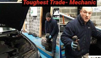 "Mechanics scoop Bronze in ""Toughest Trade 2018"" competition"