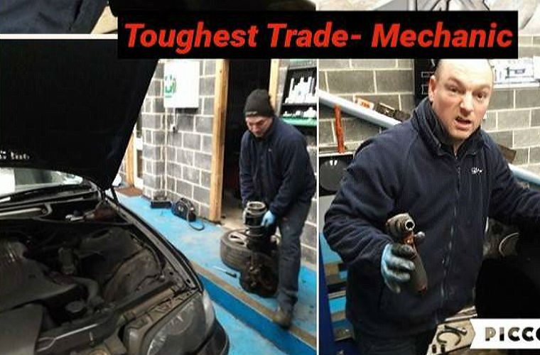 "Mechanics scoop Bronze in ""Toughest Trade 2018"" competition"