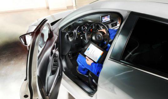 "New TEXA Axone 5 diagnostic tool ""prepares workshops for the future"""