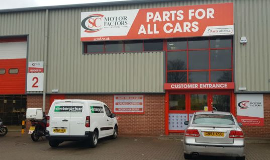 The Parts Alliance launch new UK branches
