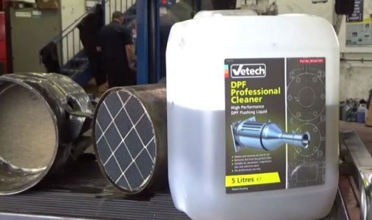 "The Parts Alliance warn on ""copycat"" DPF cleaners as sales surge ahead of MOT changes"
