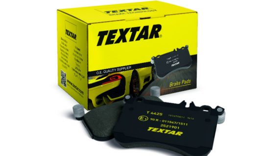 Textar expands brake pad offering to include Jaguar, Volvo and Renault