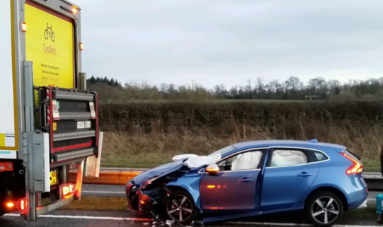 "Driver crashes new car trying to ""figure out cruise control"""