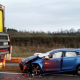 """Driver crashes new car trying to """"figure out cruise control"""""""