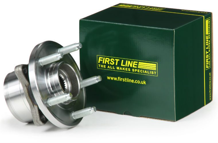 Wheel bearing solutions from First Line