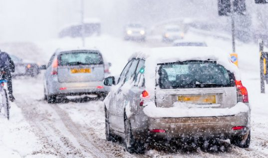 Drivers neglect basic car checks and risk roadside winter breakdowns